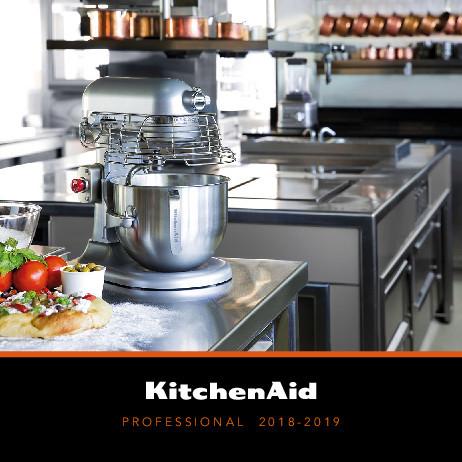 Brožurka Artisan KitchenAid